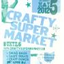 crafty supermarket spring 2012 show poster