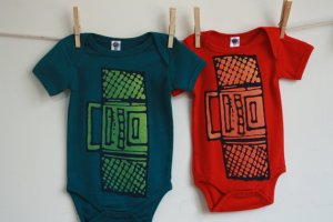 earth cadets handmade clothing babies onesies