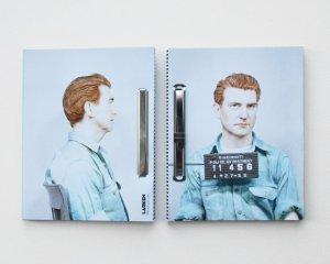 larken design mugshot prints