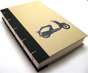monkey dog studio handmade books