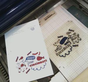 steam whistle letterpress, cincinnati