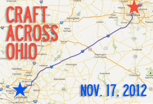 ohio craft shows, november 2012