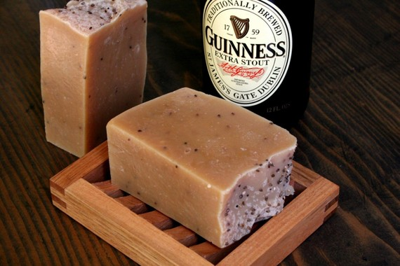 orange fuzz guinness soap