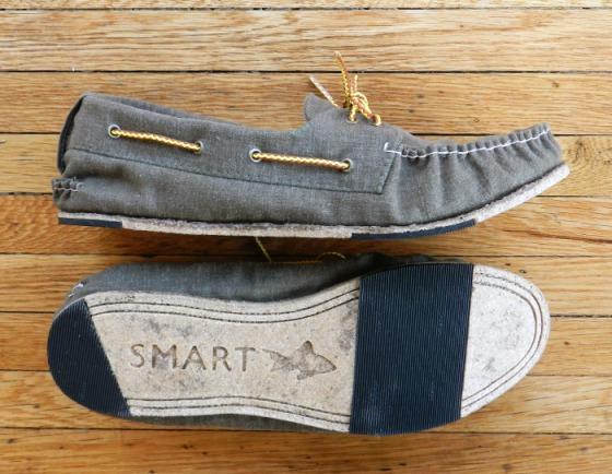 smartfish handmade footwear