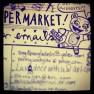 crafty supermarket doodles