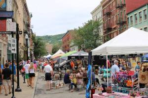 second sunday on main, otr, cincinnati fair