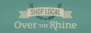 Over the Rhine Chamber of Commerce: Holidays in the Bag Black Friday promotion