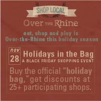 OTR Chamber: Holidays in the Bag