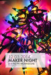 maker night lights
