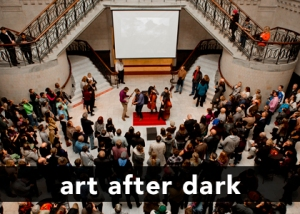 cincinnati art museum art after dark