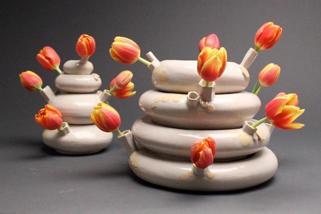 meagan martin maker tulip vase