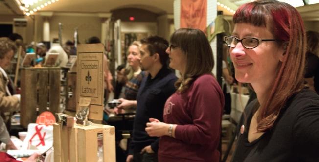 crafty supermarket, indie craft show, cincinnati