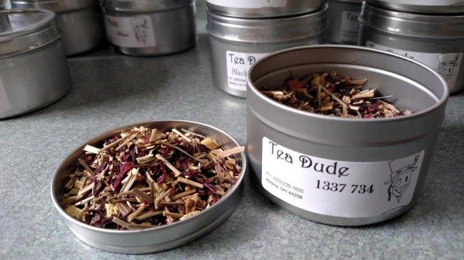tea dude